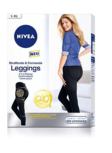 NIVEA BODY LEGGINS Q10- LEGGINS  1 UNIDAD  TALLA L-XL