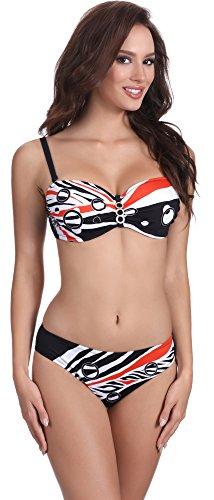 Feba Coordinati da Bikini per Donna Selena Modello-443