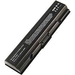 ARyee 5200mAh 10.8V Batterie d'ordinateur Portable de Li-ION Toshiba PA3534U-1BRS PA3533U-1BRS PA3535U-1BAS EQUIUM Series Satellite A200 A205 A210 A215 A305 A350 A500 A505 L200 L202 L300 L305