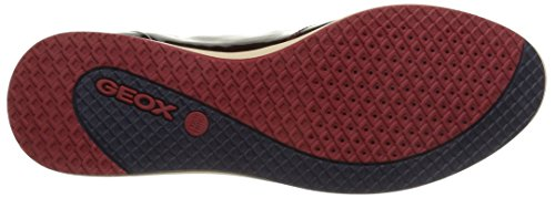 Geox D AVERY, baskets sportives femme Rot (BORDEAUXC7005)
