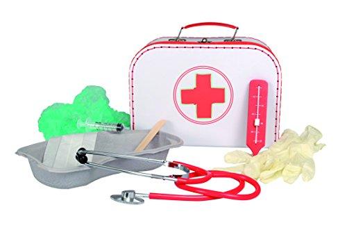 Egmont Toys- Maletín de médico Lleno de Accesorios (530110)