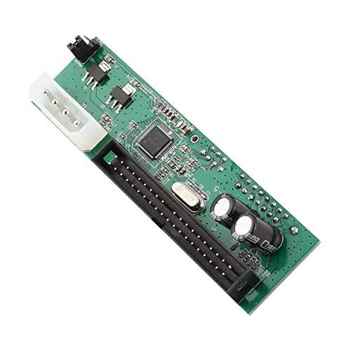 Modul Ide 40-pin (Tree-on-Life SATA to PATA IDE Adapter Adapter Plug & Play-Modul unterstützt 7 + 15-polige 3,5/2,5-SATA-Festplatten-DVD-Adapter)