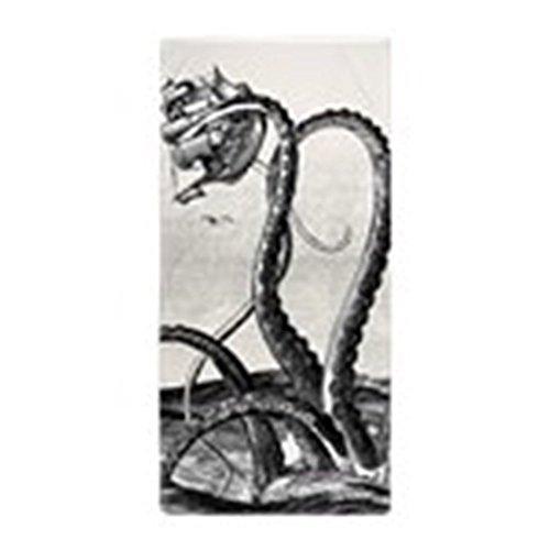 """CafePress–Kraken Attack–Toalla de playa de gran tamaño, suave toalla de 30""""x60con diseño único"""