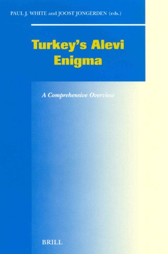 The Alevi Enigma: A Comprehensive Overview (Social, Economic and Political Studies of the Middle East and Asia)