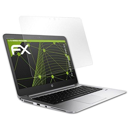 atFolix Bildschirmfolie für HP Elitebook 1040 G3 Spiegelfolie, Spiegeleffekt FX Schutzfolie