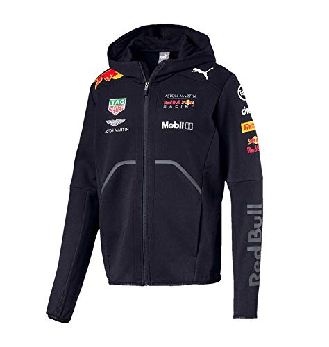 PUMA Red Bull Racing Herren Team Jacke Night Sky XL