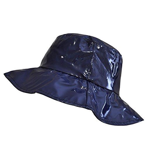 Vinile Impermeabile Cappello Donna Toutacoo In Pioggia Da 8InwXv
