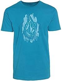 Volcom mashtaors basic t-shirt à manches courtes pour homme