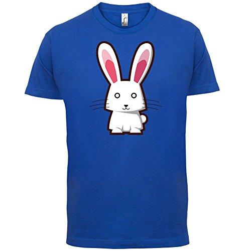 Cute Rabbit - Herren T-Shirt - 13 Farben Royalblau