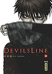 Devil's Line Edition simple Tome 13
