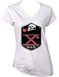teesquare1st FLOTTIGLIA Decima MAS Camiseta para Mujer de Algodon