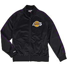 992eb68ad8f8d Mitchell   Ness Chaqueta Track Jacket NBA Los Angeles Lakers ...