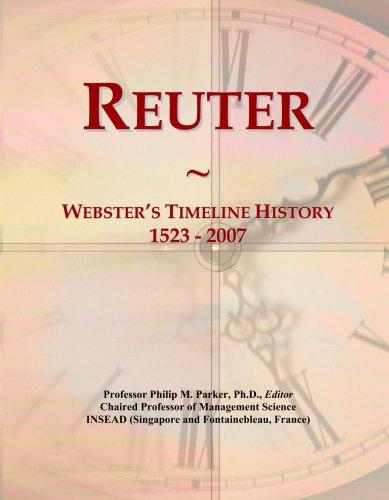 reuter-websters-timeline-history-1523-2007