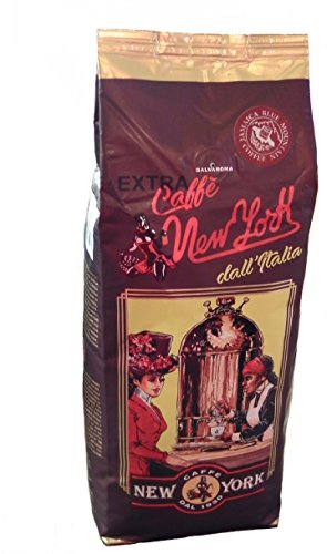 New York Kaffee Espresso - Extra, 1000g Bohnen