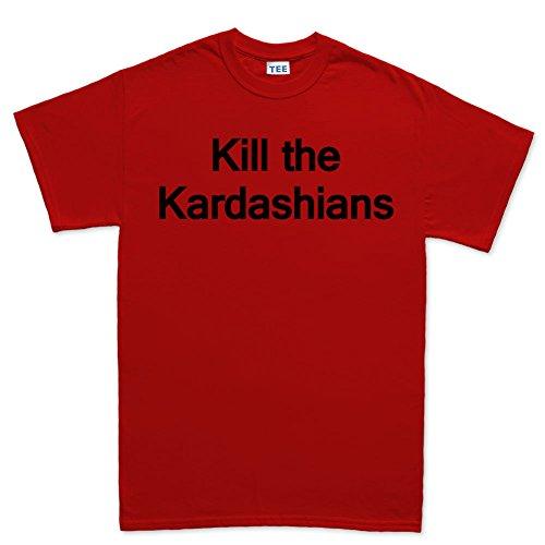 Kill The Kardashians Funny Kim T shirt (Kleid Roten Kim Kardashian)