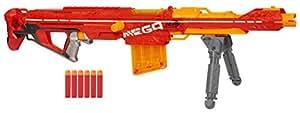 Hasbro Nerf A6288E240 - Fucile a freccette N-Strike Elite Mega Centurion