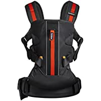 BABYBJÖRN Baby Carrier One Outdoors, Black - ukpricecomparsion.eu