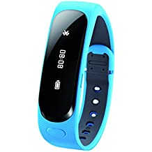 Huawei Talkband B1 - Rastreador de actividad inalámbrico, azul