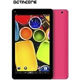 'Woxter SX 90–Tablette de 9(Octa Core Bluetooth 4.0+ WiFi, 16Go, 1Go de rAM, Android 4.4évolutif Version 5.0) rose rose