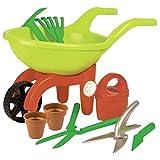 Mgm - 046322 - Outillage De Jardin Pour Enfant - Brouette Garnie Jardin