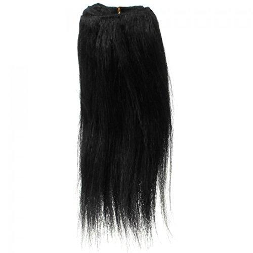 Black Star Extension de Cheveux Minky 8 1B