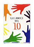 Gioco Carte Bambini In Scatola Da Tavolo Educativo Gli Amici Del 10 - Dai 5 Anni In Su