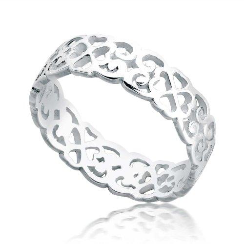 Elli Damen-Ring Cinderella 925 Silber Größe 56mm 0607842412_56 (Cinderella-ring)
