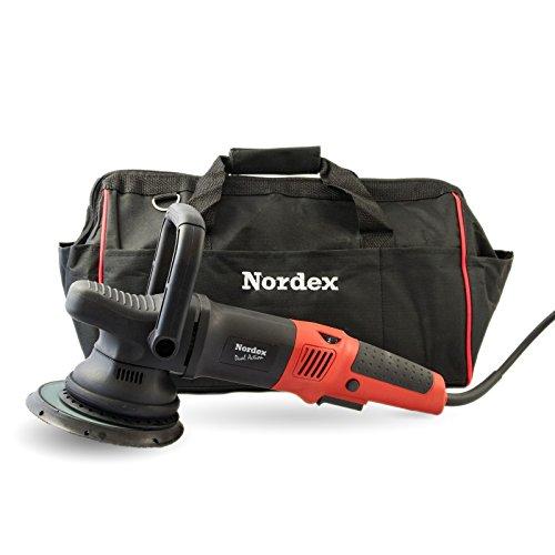 *Exzenterpoliermaschine Nordex Dual Action NDA21 CPS inklusive Tragetasche*