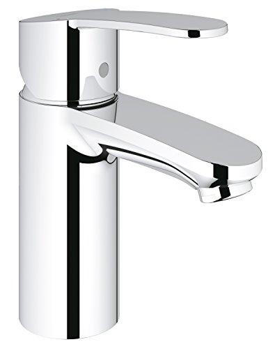 Grohe Einhand-armaturen (GROHE Eurostyle Cosmopolitan | Badarmatur - Waschtischarmatur | glatter Körper, S-Size | 3246820E)