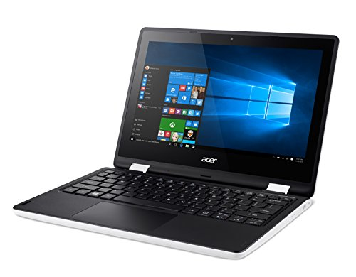 "Acer NX.G11EB.002 - Ordenador portátil convertible de 11.6"" táctil (Intel Celeron N3050, 2 GB de RAM, 32 GB eMMC, Windows 8.1) - Teclado QWERTY español"