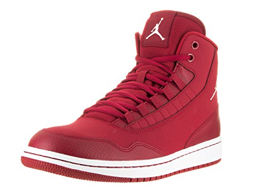 Nike Jordan Executive, Scarpe da Basket Uomo, Rojo (Rojo (Gym Red/White-White)), 44 EU