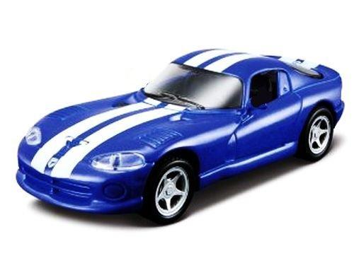 maistor-dodge-viper-gts-164-blau-weiss