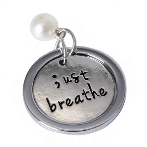 n' Gravierte Anhänger Halskette Schmuck Inspirational Schmuck Geschenke Silber Farbe Keychain ()
