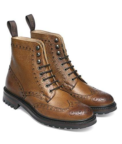 b7daacf248061 Joseph Cheaney & Sons - Zapatos de Vestir Hombre, Color marrón, Talla 44 EU