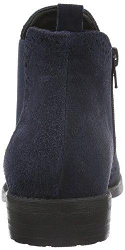 Tamaris 25493, Stivali Chelsea Donna, Schwarz (Black 003) Blu (Navy 805)