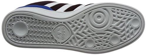 adidas Herren Busenitz Skateboardschuhe Violett ((Borosc/Ftwbla/Reauni))
