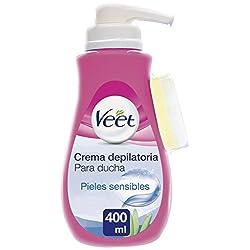 Veet Crema Depilatoria de...