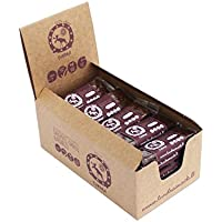 TUNDRA SPROUTED BUCKWHEAT CINNAMON BAR 25x50g. SUITABLE FOR VEGANS AND KIDS (No dairy, soy, sugar, sweeteners, groundnuts or preservatives) (25)
