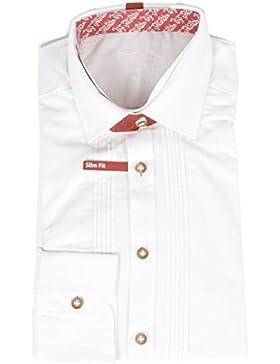 120012-0708 Orbis Hemd weiß Slim Fit