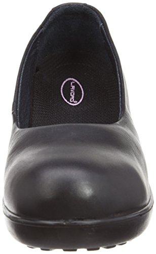 Lavoro Grace, Chaussures de sécurité femme Noir - noir