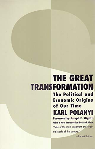 The Great Transformation: The Political and Economic Origins of Our Time PDF Books