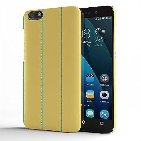Koveru Back Cover Case for Huawei Honor 4X - Sloppy Border