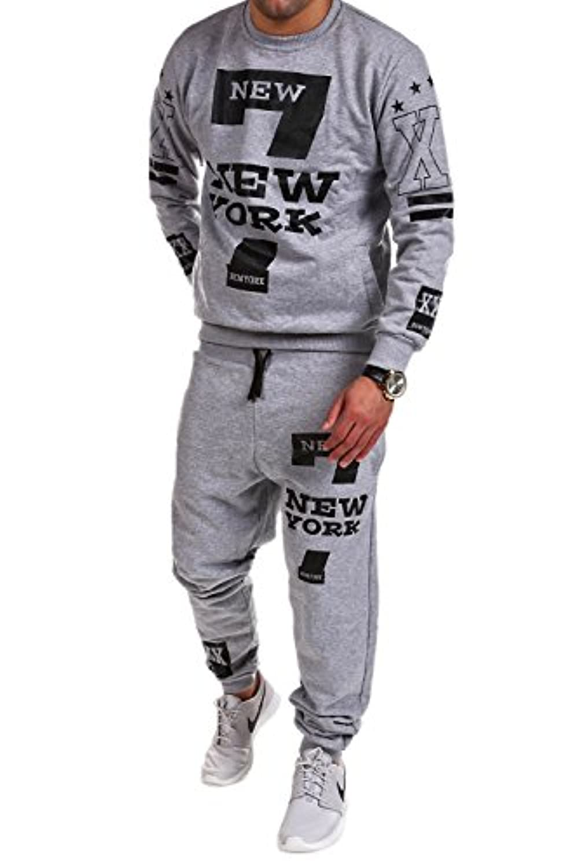 a7df5a062a MT Styles Jogging survêtement Harlem Homme TR-5037