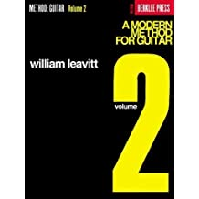 Modern Method for Guitar (Volume 2) by William Leavitt (1986-05-03)