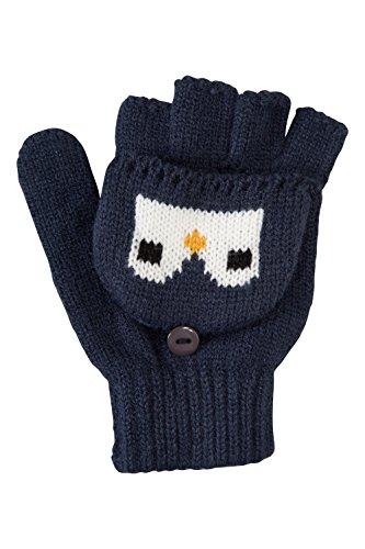 mountain-warehouse-gants-enfants-laine-tricote-3-en-1-mouffles-mitaines-garcon-fille-mixte-chaud-hiv