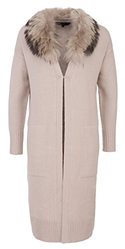 Oakwood -  Cappotto  - Donna Beige 40