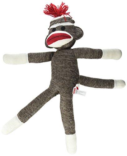 Knit Pennington Bear Company Original Sock Monkey Hat Plush Material Adult