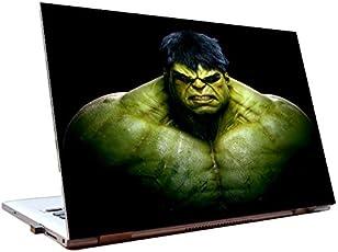 Tamatina Laptop Skins 15.6 inch - Hulk - Avengers - HD Quality - Movie Skins - Dell-Lenovo-HP-Acer
