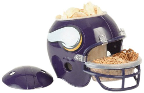 NFL Snack-Helm Minnesota Vikings