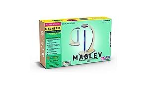 Be Cre8v DIY Science Activity Kit Maglev Magnetic Levitation Pen (Beige, Maglev)